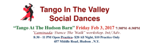 Tango 2/3/17