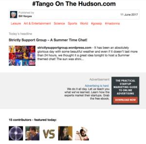 Tango Newsletter