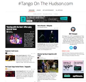July 30, 2017 Tango News
