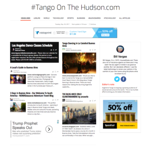 Tango News 9-5-17