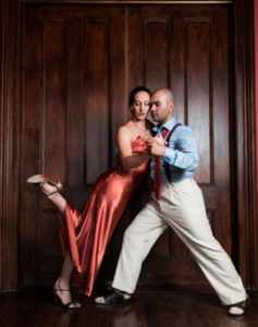 David & Maia Tango