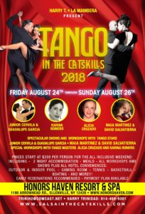 Tango In The Catskills